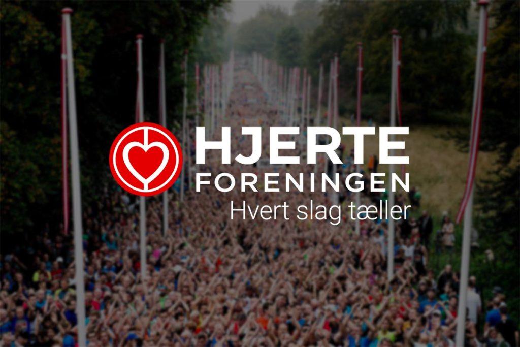 Donér til Hjerteforeningen