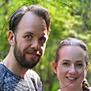 Camilla og Martin Alber